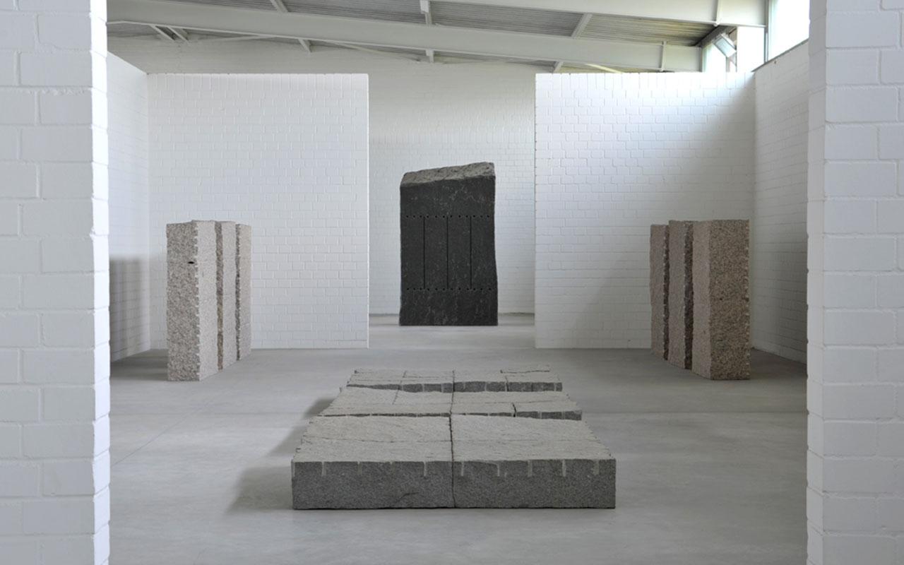 Ulrich Rückriem Skulpturen